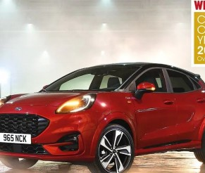Ford Puma Wins What Car? Car of the Year 2020