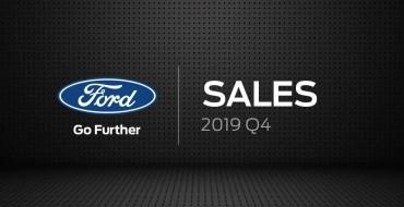 Ford Trucks Post 16 Percent Gain in Q4 2019