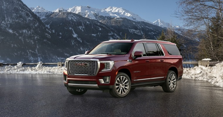 Build Your Dream 2021 GMC Yukon with the New Configurator