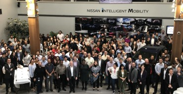 Nissan Canada Inc. is a Certified Great Place to Work