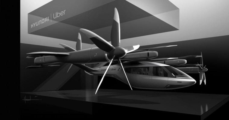 Hyundai and Uber Announce Plans for Air Taxi System