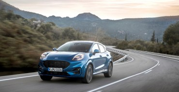 New Ford Puma Gets Mild Hybrid Options, Crazy Trim Names