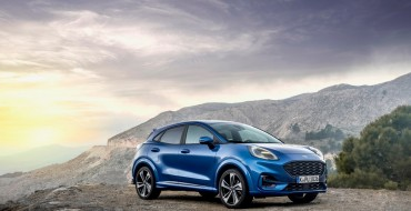 Ford of Europe Hits Record SUV Share in Q3 2020