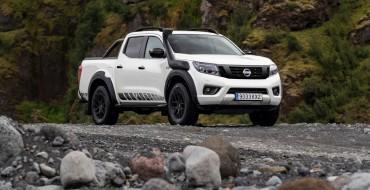 Europe Welcomes the New Nissan Navara Off-Roader AT32