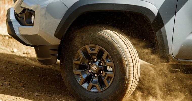 Toyota Teases Off-Road Vehicles Ahead of Chicago