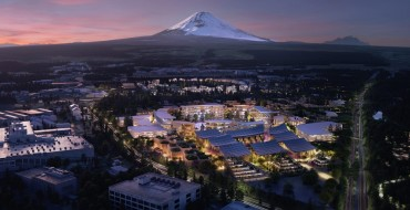 Toyota to Build a 'City of the Future' Prototype under Mount Fuji