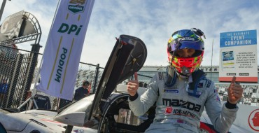 Mazda Team Joest Drivers Earn Second Place at the Rolex 24