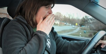 5 Signs That You're Too Tired to Drive