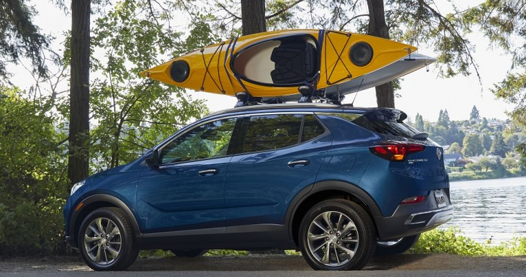 Buick Encore Is One of the Best Used Cars Under $20,000
