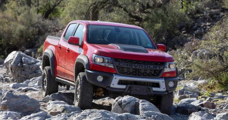 The Chevy Colorado Diesel is Here to Stay