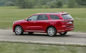 Dodge Durango and Chrysler Pacifica Hybrid Make List of 13 Most Comfortable SUVs in 2020
