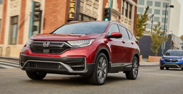 2020 Honda CR-V Hybrid Launches With 40 City MPG
