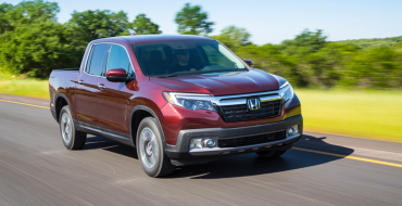 Honda Light Trucks Set January Sales Record