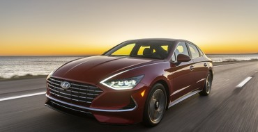 2020 Hyundai Sonata Hybrid Gets High-Tech Redesign