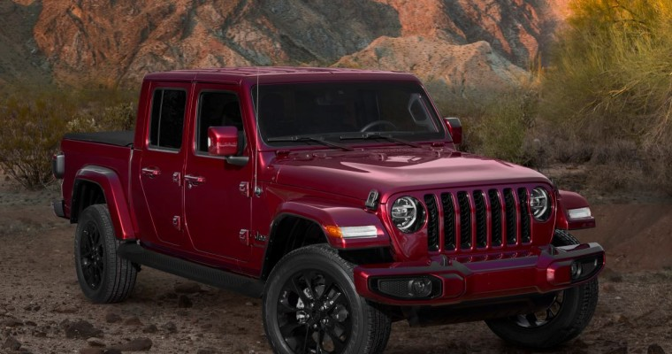 Altitude Model Adds Premium Option to Jeep Wrangler and Gladiator Lineups
