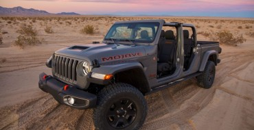 Jeep Debuts 2020 Jeep Gladiator Mojave