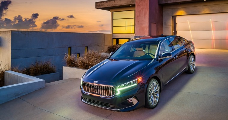 Refreshed 2020 Kia Cadenza Debuts at the Chicago Auto Show
