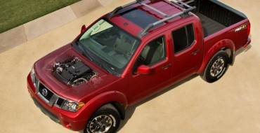 Nissan Reveals All-new Next-Generation Frontier