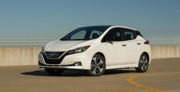 US News Praises Cargo Space in 2020 Nissan LEAF
