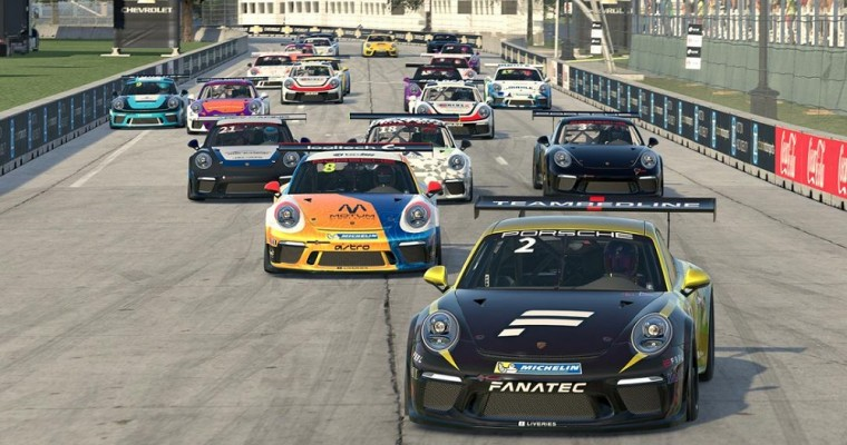 Over 4,900 Simracers Compete in Porsche Esports Supercup Qualifying