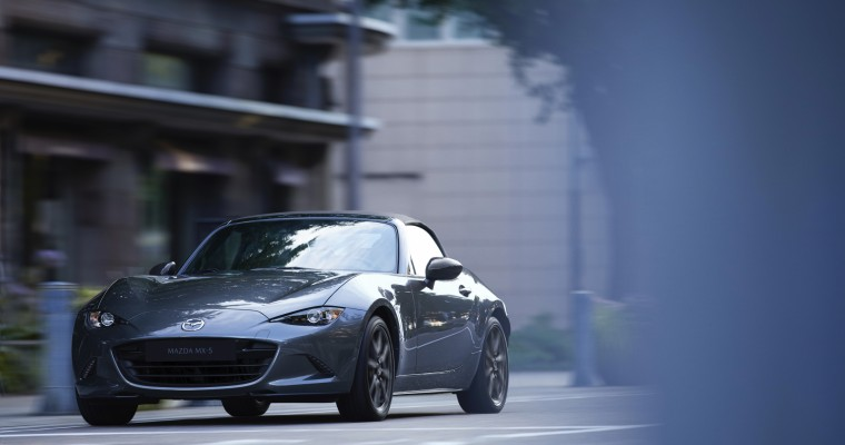 You Can Now Get a Limited-Edition MX-5 R-Sport in the UK