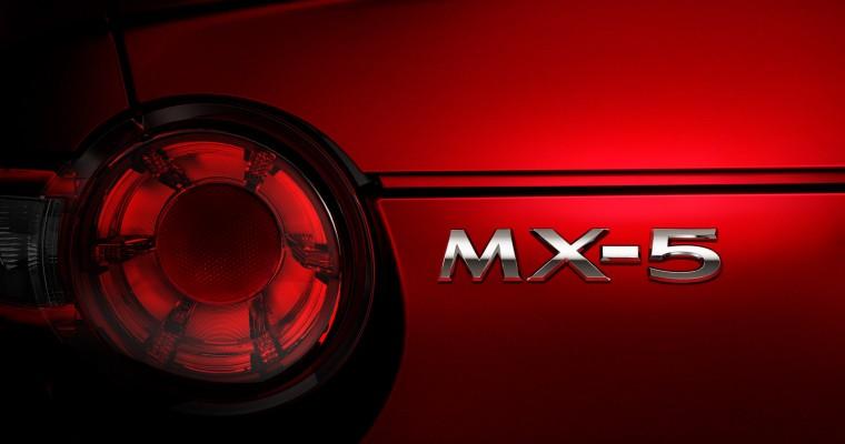 Mazda Unveils More Updates for the 2020 MX-5 Miata