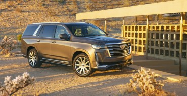 2021 Cadillac Escalade Overview