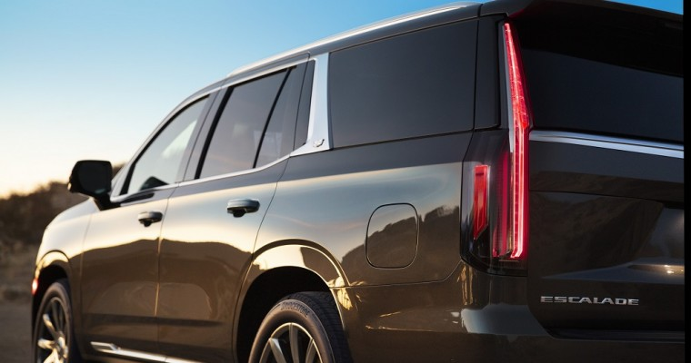 The 2021 Escalade Scores a New Diesel Engine