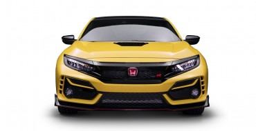 New Honda Civic Type R Limited Edition is Getting Serious