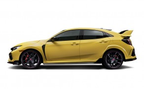 Honda Civic Type R Limited Edition Sold Out in 4 Minutes