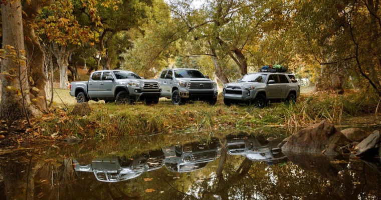 Toyota Unveils 7 Special Edition Models in Chicago