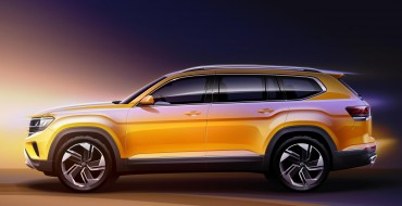 2021 Volkswagen Atlas SUV Gets a Major Upgrade