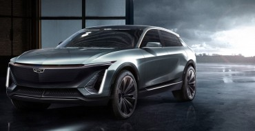 Cadillac's First Electric Car Revealed in April
