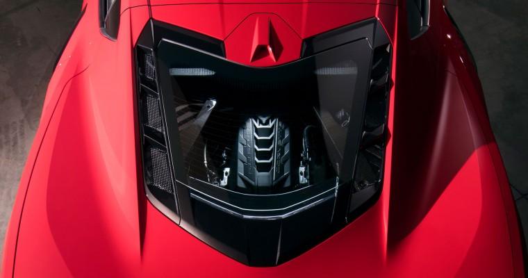 Secrets of the 2020 Corvette's V8 Engine Revealed
