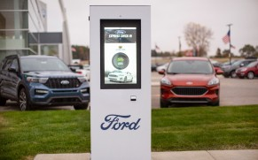 Ford Bringing Digital Service Kiosks to Dealerships