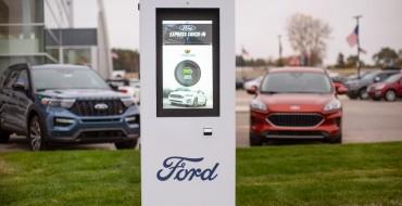 Ford Bringing Digital Service Kiosks to Dealerships