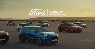 Ford Urges Europe to 'Go Electric' with Mustang Mach-E Tour
