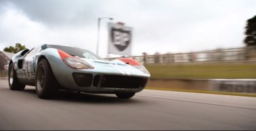Oscar-Nominated 'Ford v Ferrari' Sound Engineer Has History with Cars