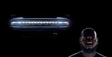 LeBron James Super Bowl Ad Launches Strong, Silent GMC Hummer