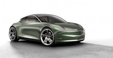 Genesis Mint Concept, G90 Sedan Win 2019 Good Design Awards