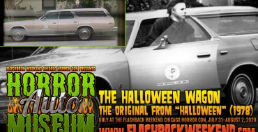 Tour the Horror Auto Museum at Flashback Weekend 2020