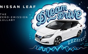 Lull Your Kids to Sleep with Nissan Dream Drive
