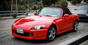 Honda S2000 Parts to Become Available Again