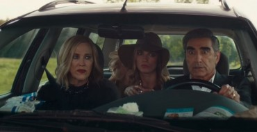 "Schitt's Creek Fans Are Getting ""Ew, David"" License Plates"