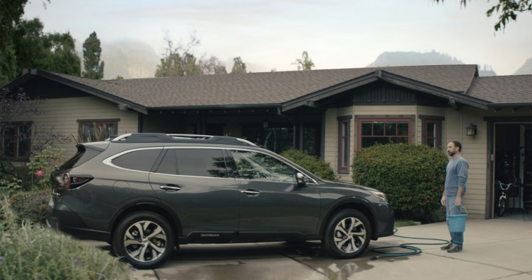 Subaru Launches Emotional Outback Ad Campaign