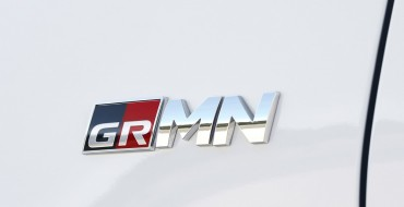 Toyota GRMN Trademark Hints at Hotter U.S. Lineup