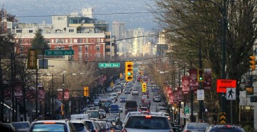 Study: Vancouver and Toronto Are Canada's Most Congested Cities