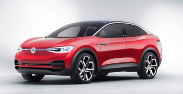 Volkswagen ID. Crozz Electric Concept Revealed at Auto Expo 2020