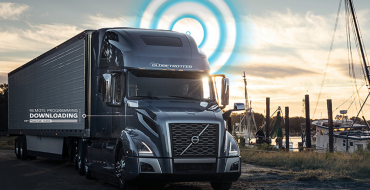 Volvo Trucks Introduces Driver Display Activation for Remote Programming