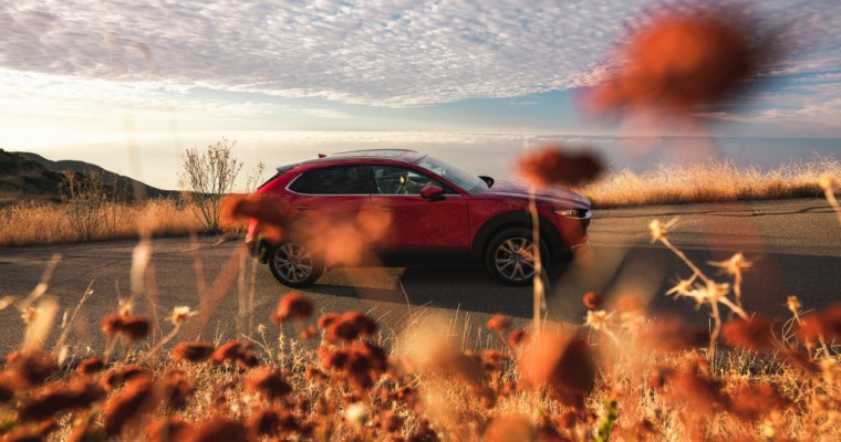 2020 Mazda CX-30 Named an IIHS Top Safety Pick